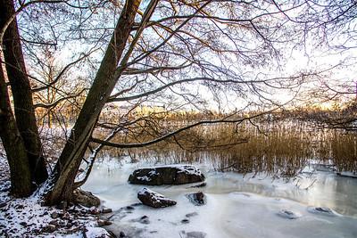Winter in Helsinki