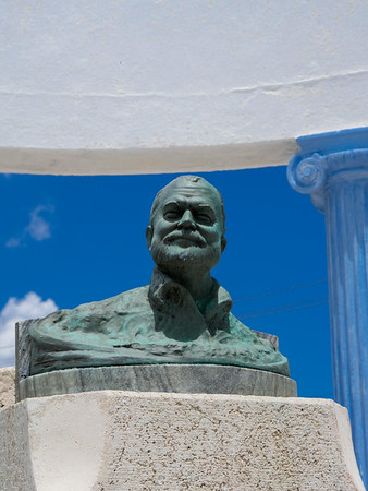 Hemingway's Life in Cuba, June, 2016