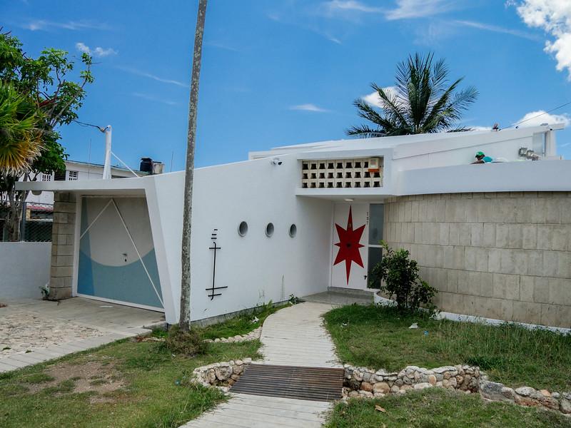Home, Cojimar, Cuba, June 11, 2016.