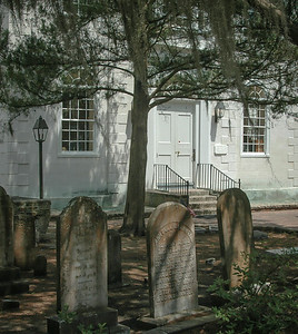 St. Helena Episcopal Church, Beaufort South Carolina