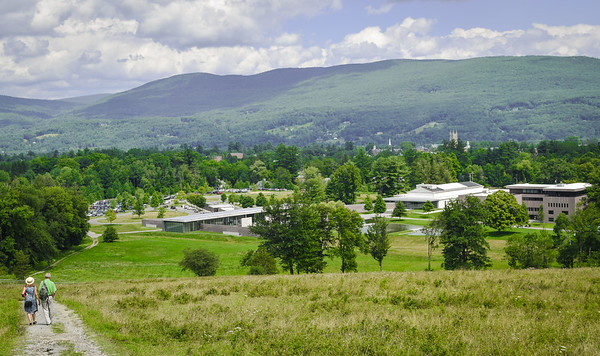Clark Art Institute & Berkshire Mountains, Williamstown MA