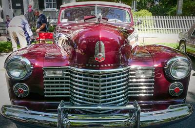 1940 Cadillac Touring Sedan