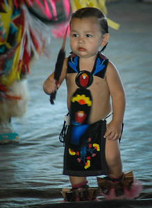 Little Dancing Boy, Standing Arrow Powwow - Elmo, Montana