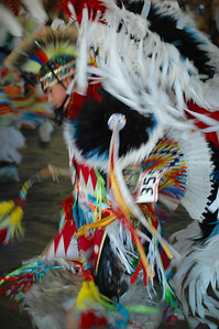 Dancing Boy, Standing Arrow Powwow - Elmo, Montana