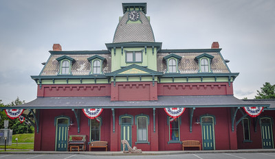 Train Station, North Bennington VT