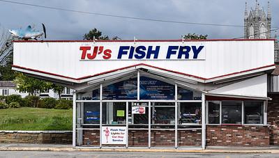 TJ's Fish Fry, Bennington, VT