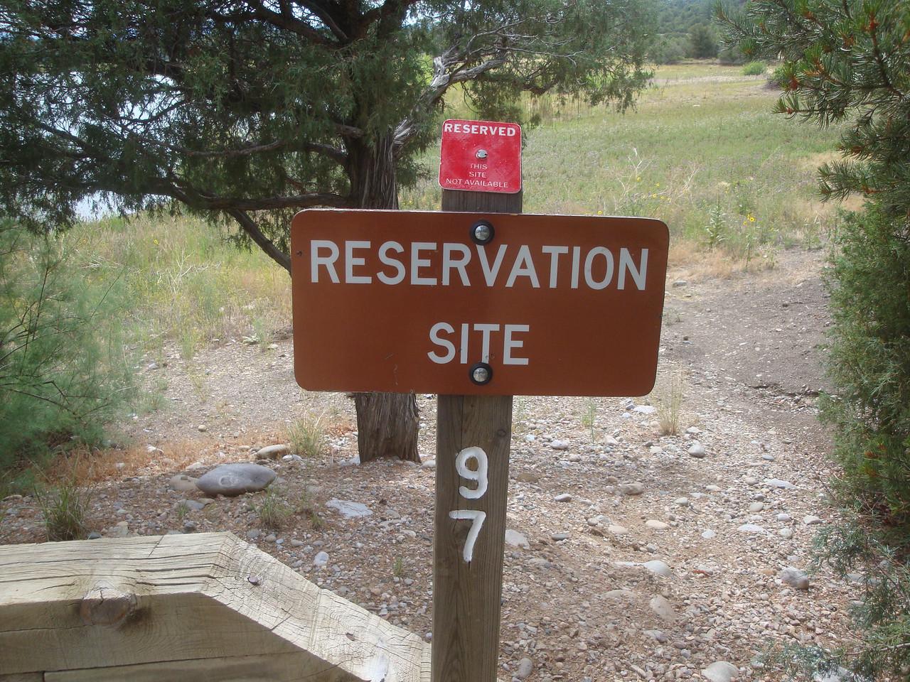 Heron Lake Site 97