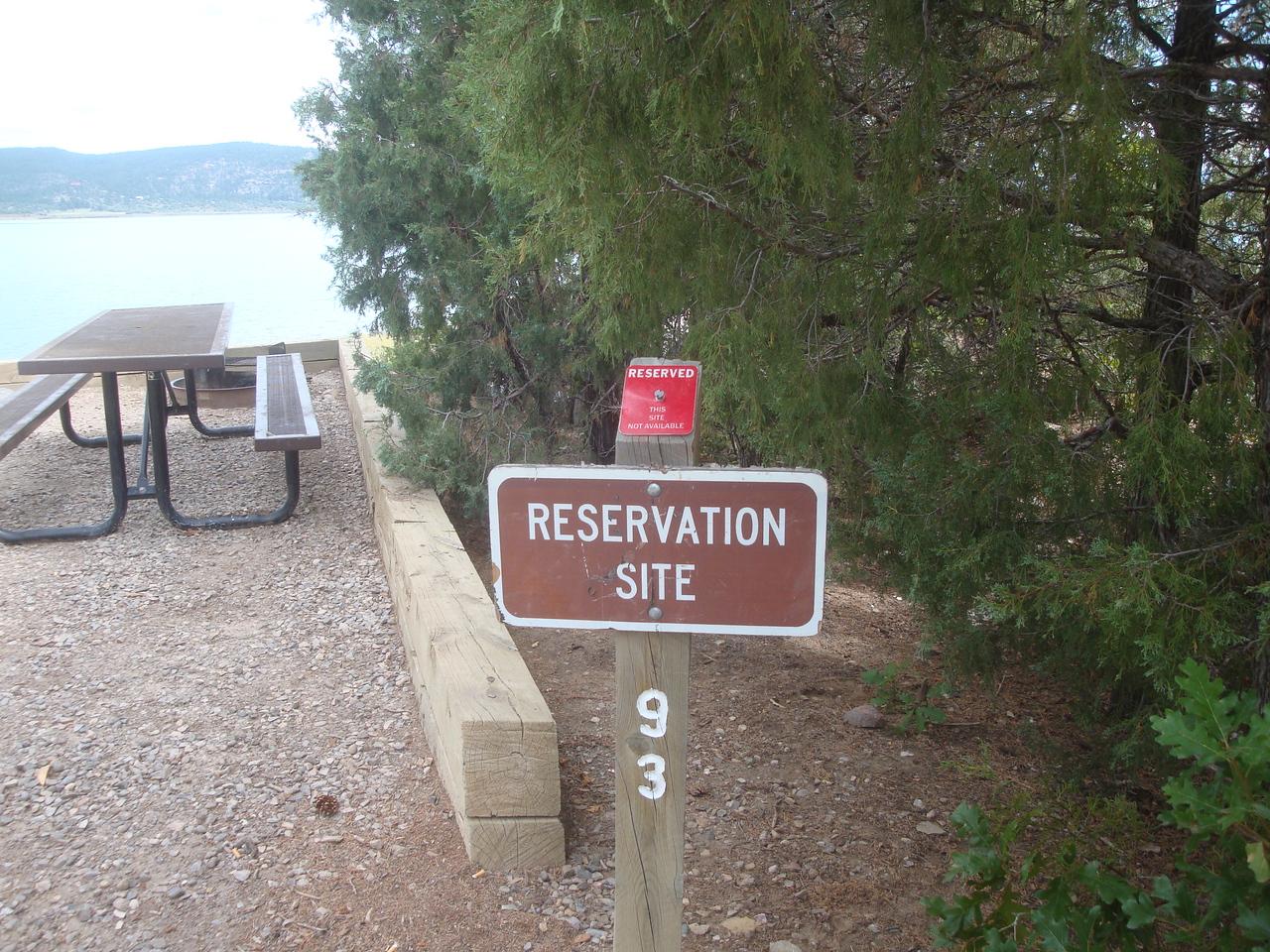Heron Lake Site 93