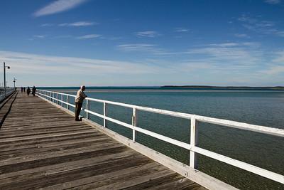 Urangan Pier - Hervey Bay, Queensland, June 2010.