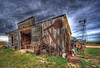 This is a 3-image HDR image of the Blacksmith Shop.