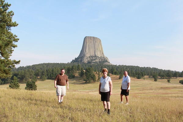 Day 2 Devils Tower