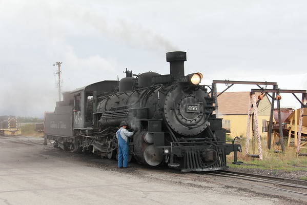 Day 9 Train