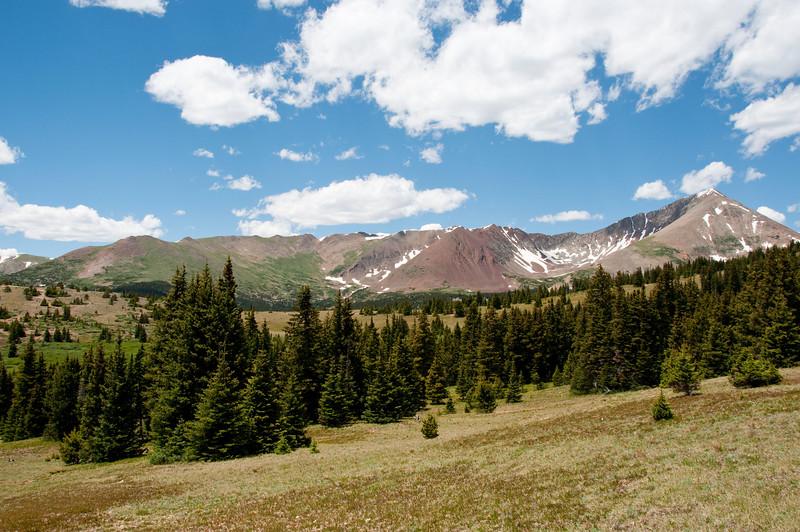 Kenosha to Breckenridge on the Colorado Trail - July 2009