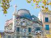 Gaudi's' Casa Batllo, Barcelona.