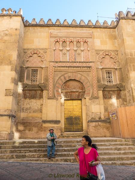 Cordoba, Spain - once Europe's leading city.