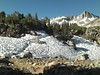 Bishop Pass Trail,  Sierra Nevada,  California,  July 1, 2008