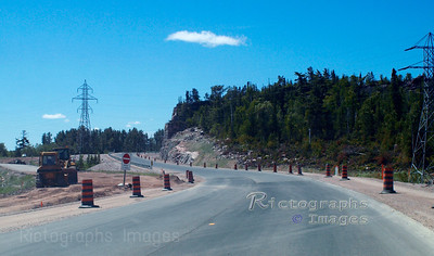 Tour Explore Canada, Trans Canada Highway Landscape, Travel,