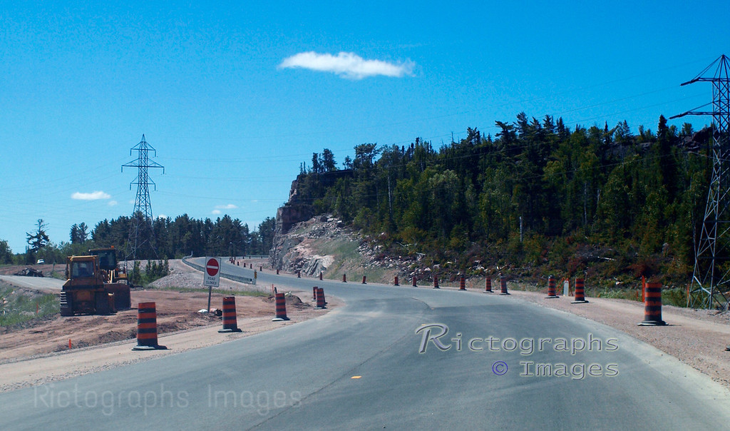 Tour Explore Canada, Trans Canada Highway Landscape, Travel,