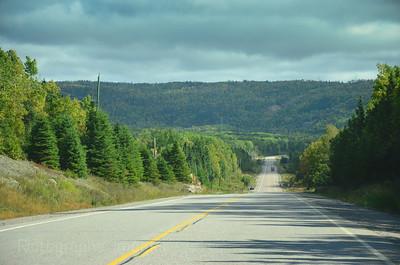 Highway Seventeen Northwestern Ontario