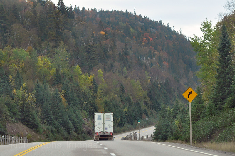 Trans Canada Highway Travel