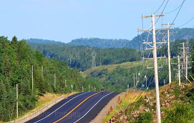 Biking Touring Canada
