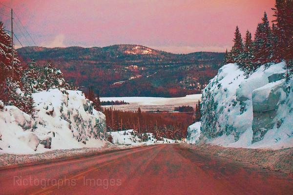 Winter Highway, January 2019