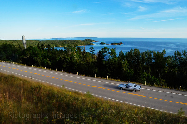 Lake Superior; Photography, Terrace Bay; Ontario; Canada; Rictographs Images