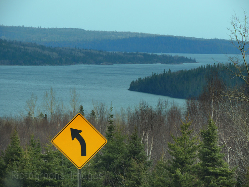 A Trans Canada Highway Seventeen Travel Photo.