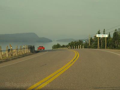 Highway North Superior