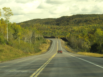 Traveling Canada On Wide Open Roads