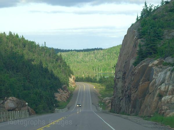 Travel; Trans Canada Highway,