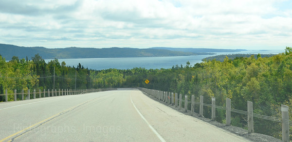 Lake Superior Circle Route, Trans Canada Highway Seventeen