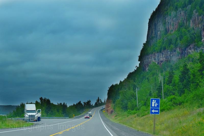 Trans Canada Highway Seventeen, Summer 2018