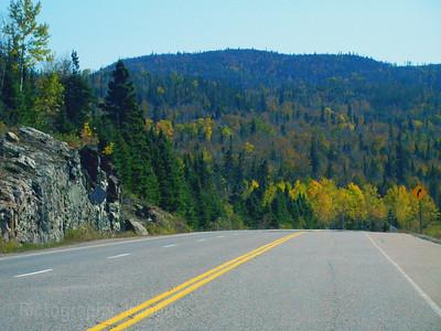 Trans Canada Highway, Northwestern Ontario, Canada