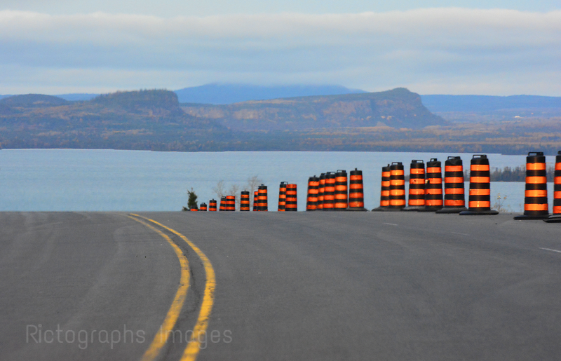 East of Nipigon, Ontario, Canada  Highway Seventeen