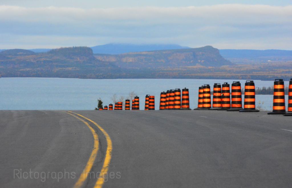 East of Nipigon, Ontario, Canada  Highway Seventeen
