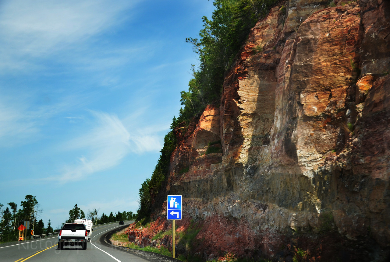 Trans Canada Highway Seventeen, Travel, 2014
