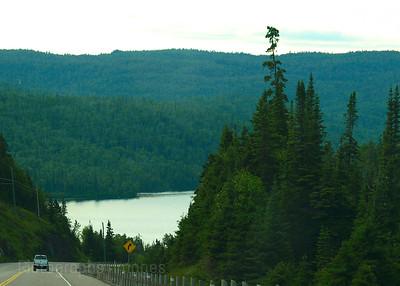 Highway Seventeen Beautiful Scenery