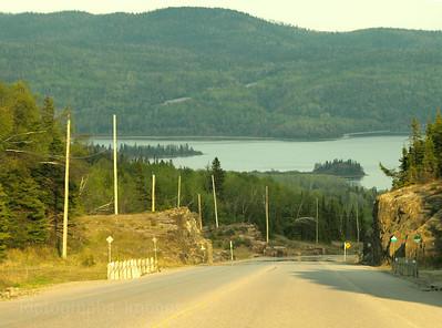 Lake Superior Circle Route, Canada