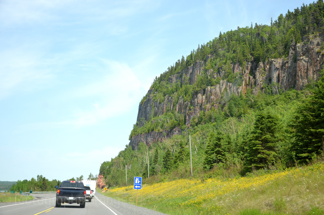 Travel, Highway Seventeen, Lake Superior Circle Route