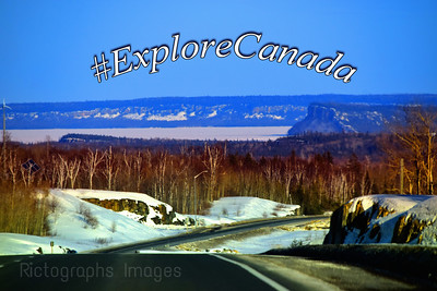 Travel, Eleven- Seventeen, Canada, Rictographs Images