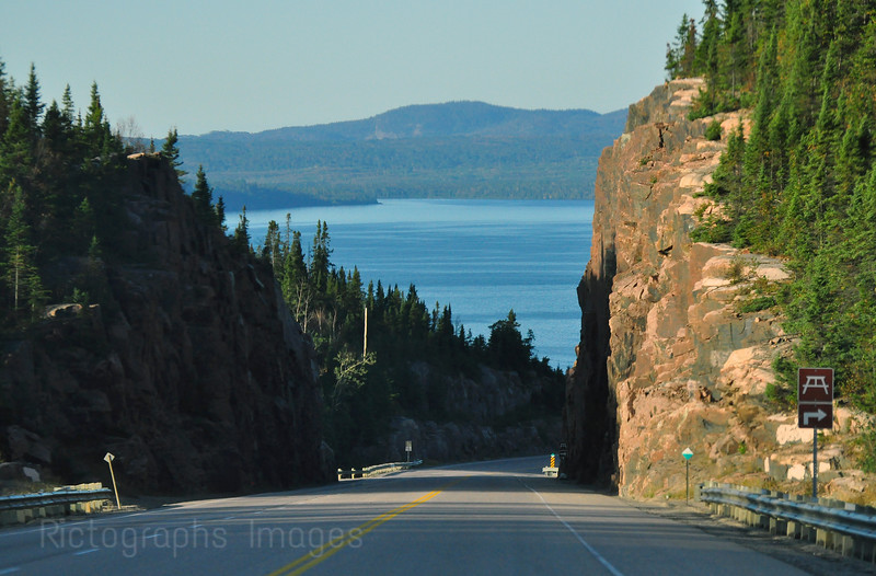 Lake Superior Circle Route, Northern Ontario