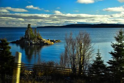 Carin Isle, Lake Superior, Canada