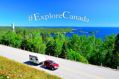 Travelling Lake Superior, Summer 2017
