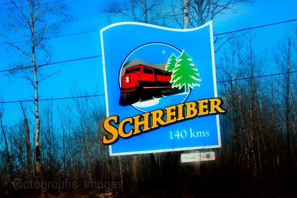 Schreiber, Ontario, Canada, Travel Destination