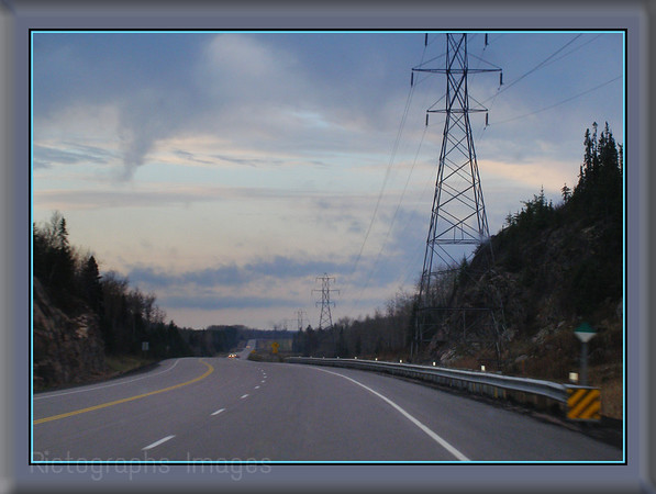 Travel, Trans Canada Highway, Photography, Northern Ontario, Canada
