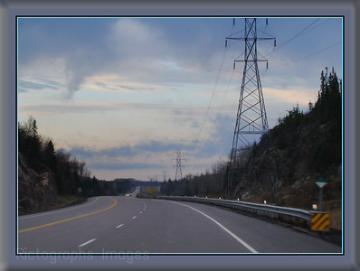 Travel, Trans Canada Highway, Photography, Northern Ontario, Canada
