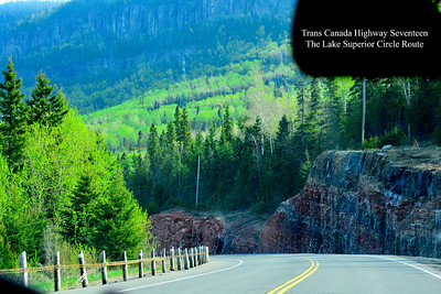 Travel Trans Canada Highway Seventeen, May 2017