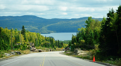 Lake Superior Circle Route, Trans Canada Highway, Northern Ontario