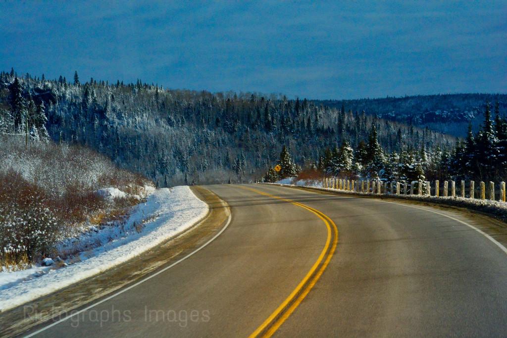 Winter Road Trip, 2016,